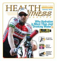 """Why Hydration is More Than Just """"Drinking Water"""" - Health & Fitness ..."""
