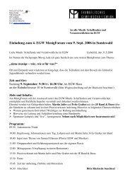 Einladung Musig Forum06.pdf - Markus Dolder