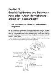 Auch Betriebsrats - Buch & Mehr direkt