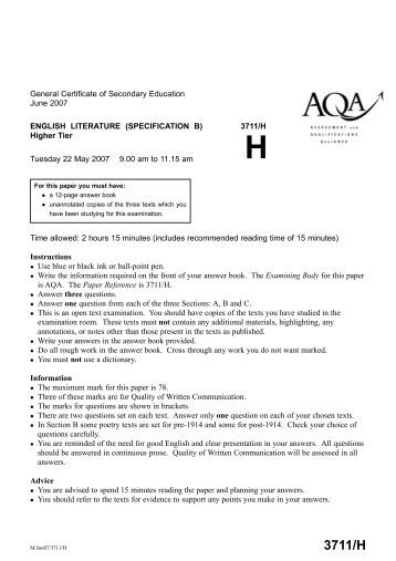 ocr english literature a663 past papers Read and download ocr english literature f661 past paperspdf free ebooks - holt mcdougal biology answer key chapter 15 edexcel june 2015 grade.