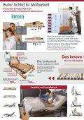 Gesund Schlafen 2010 - Rabolt Schlafkultur - Page 4