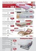 Neueröffnung TEMPUR-STUDIO - Rabolt Schlafkultur - Page 4