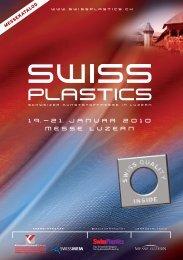 Messekatalog zur Swiss Plastics 2010 (pdf, 6527 kB - Plasticker