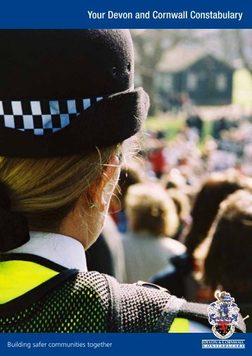 Your Devon and Cornwall Constabulary - Devon & Cornwall Police