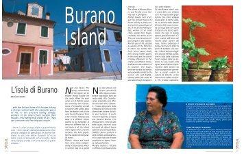 L'isola di Burano - Venice Magazine