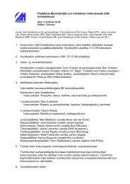 Hallitus 031209_PK