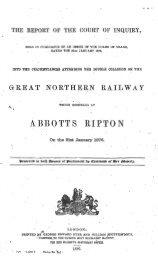 ABBOTTS. RIPTON '. - The Railways Archive