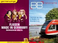 29 - VBB Verkehrsverbund Berlin-Brandenburg GmbH