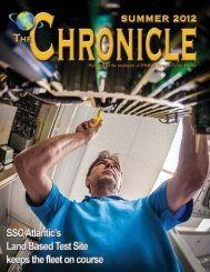 The Chronicle - US Navy Hosting