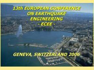 GENEVA, SWITZERLAND 2006 - EAEE