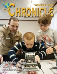 The Chronicle 1 - US Navy Hosting