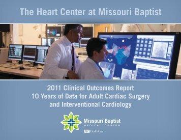The Heart Center at Missouri Baptist - Missouri Baptist Medical Center