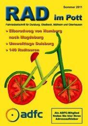 Download der Ausgabe Sommer 2011 - RAD im Pott
