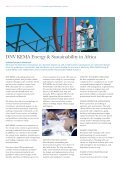 DNV KEMA in Africa - Page 2
