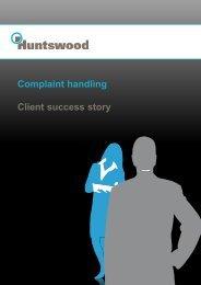 PPI CSS - Huntswood