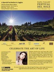 Napa Valley Festival del Sole Brochure.pdf - Cal Aggie Alumni ...
