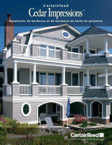 Brochure Impression - Goodfellow Inc.