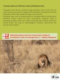 African Lion - SAVE Wildlife Conservation Fund - Page 3