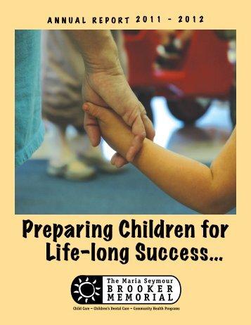 Annual Report 2011-2012 - Brookermemorial.org