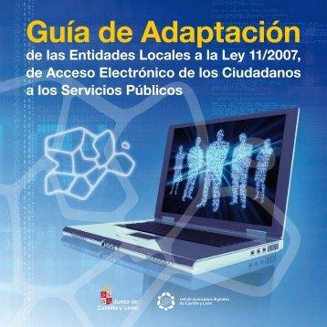 Guía de Adaptación - Diputación de Salamanca