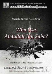who-was-abdullah-ibn-saba