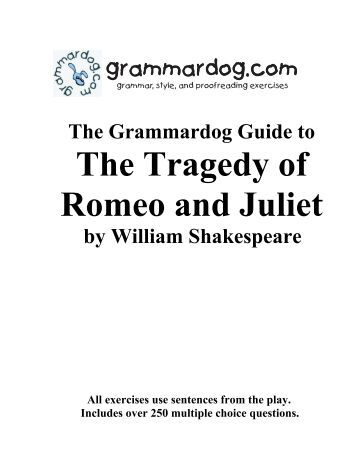 Romeo and Juliet Act III, Scenes 3 and 4: Summary and Analysis