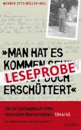 Leseprobe Müller-Hill - Verlagsgruppe Random House GmbH