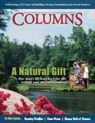2012 Alumni Magazine - Louisburg College