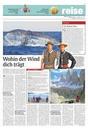 Patagonien: Wohin der Wind Dich trägt - Fabian von Poser