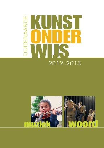 Brochure schooljaar 2012-2013 (pdf)