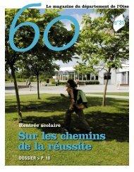 Numéro 31 - Conseil général de l'Oise
