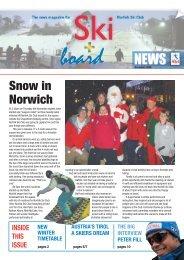 Ski News Dec08.pdf - Norfolk Snowsports Club