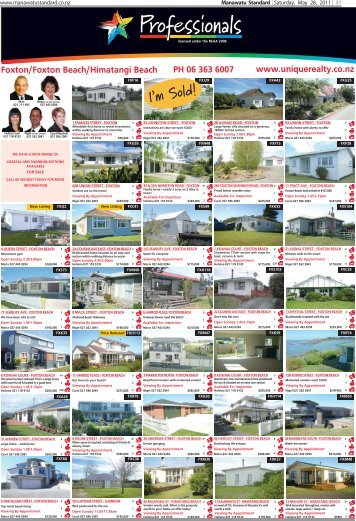 Residential / Lifestyle / Commercial - Stuff