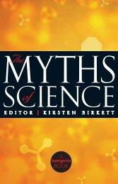 Myths of Science/text ART - Matthias Media