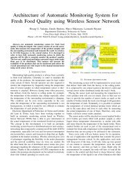 Architecture of Automatic Monitoring System for Fresh Food Quality ...