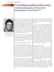 Artiklen kan også hentes som pdf-fil her. - Dansk Netværk for ...