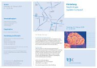 Einladung - Robert-Bosch-Krankenhaus