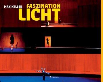FASZINATION Licht auf der Bühne MAX KELLER - Verlagsgruppe ...