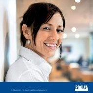 SpezialiSten für fach- und führungSkräfte - Poolia