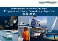 Programa de Pesca Recreativa y Deportiva - Confederación ...