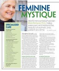 Feminine Mystique - Urogyn.org