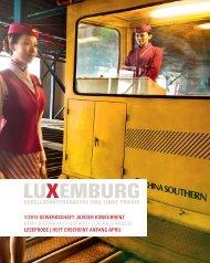 Gewerkschaft: Außer Konkurrenz - Zeitschrift LuXemburg
