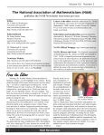 NAM Newsletter - University of Evansville - Page 2