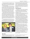 NAM Newsletter - University of Evansville - Page 4