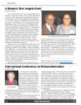 NAM Newsletter - University of Evansville - Page 5