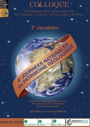 Mise en page 1 - International Year of Planet Earth