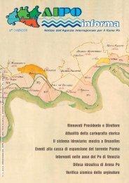 Aipo Informa 2008 (1-2) - Agenzia Interregionale per il fiume Po