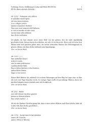 Vorlesung: Cicero, Einführung in Leben und Werk (WS 09/10) PD Dr ...
