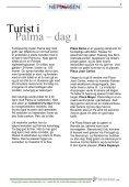 Palma Reiseguide Reiseplaneten AS - Page 5