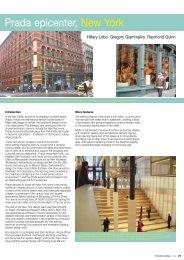 Prada epicenter, New York - Tendencias de Moda